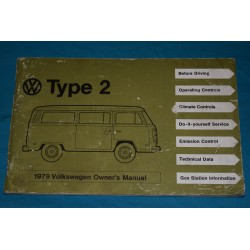 1979 Volkswagen Transporter type 2