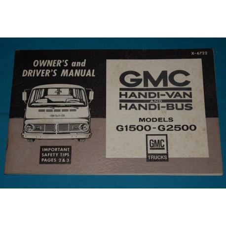 1967 GMC Handi-Van / Handi-Bus