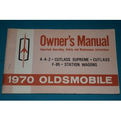 1970 Cutlass 442