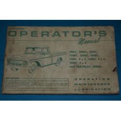 1968 Travelall / Truck