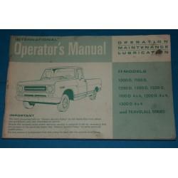 1968 Travelall / Truck D
