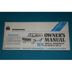 1974 Travelall / Wagon Master