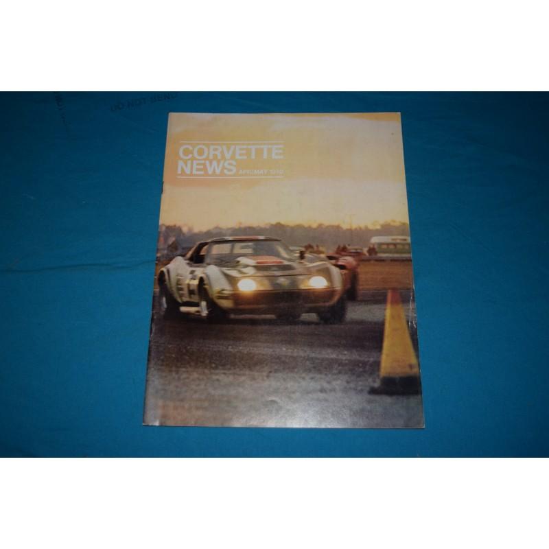 Corvette News Magazine - Summer Issue - 1982