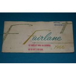 1966 Fairlane