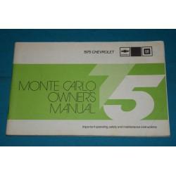 1975 Monte Carlo