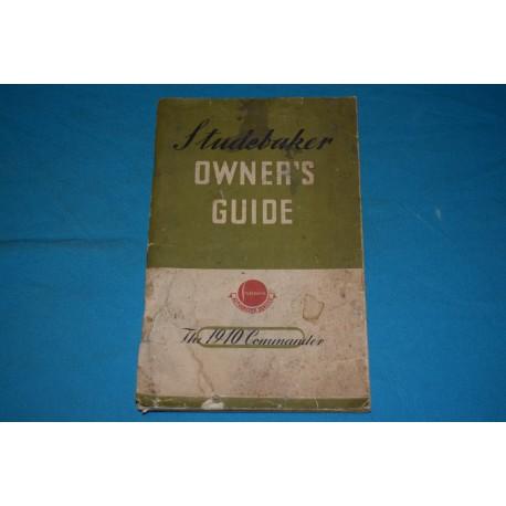 1940 Studebaker Commander