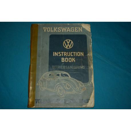 1950 Volkswagen Bug Type 11a