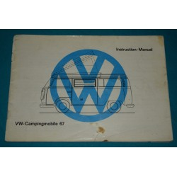 1968-1969 Volkswagen Westfalia supplement