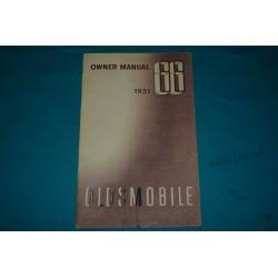 1951 Oldsmobile 88 supplement