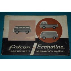 1962 Econoline / Falcon Club Wagon