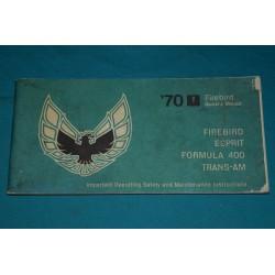 1970 Firerird / Trans-AM