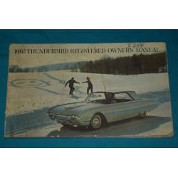 1962 Thunderbird