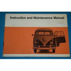 1967 Volkswagen Transporter type 2