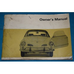 1969 Volkswagen Karmann Ghia Type 14