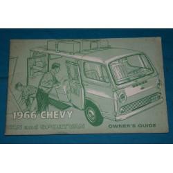 1966 Sport Van / Van