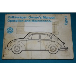 1974 Volkswagen Bug Type 1