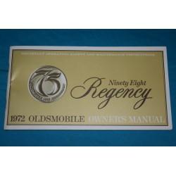 1972 Regency 75th Anniversary