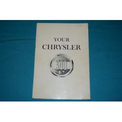 1960 Chrysler 300F Supplement