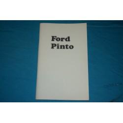 1974 Pinto