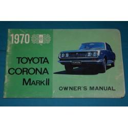 1970 Toyota Corona Mark II ( Early )