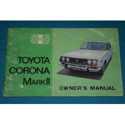 1970 Toyota Corona Mark II ( Late )