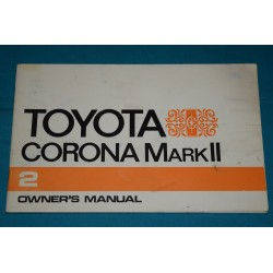 1972 Toyota Corona Mark II