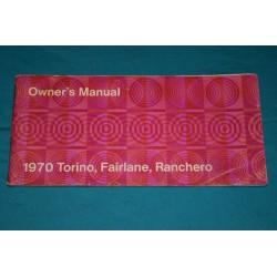 1970 Torino / Fairlane / Ranchero