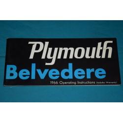 1966 Belvedere / Satellite