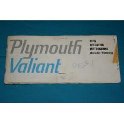 1965 Barracuda / Valiant