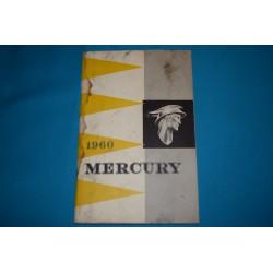 1960 Mercury