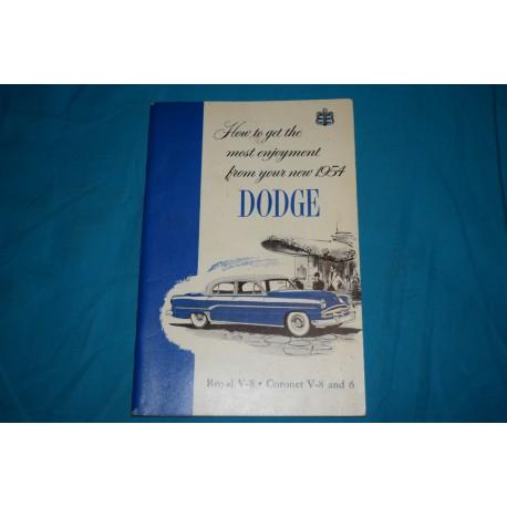 1954 Coronet