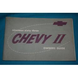 1963 Chevy II / Nova