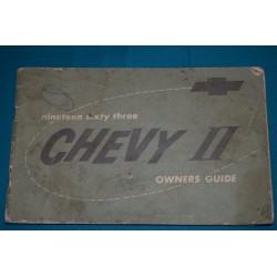 1963 Chevy II