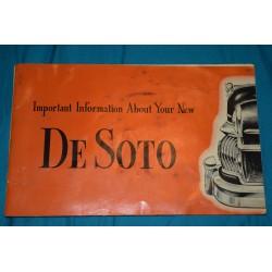 1950 De Soto