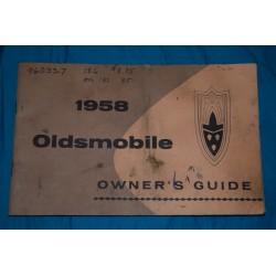 1958 Oldsmobile