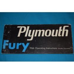 1966 Fury
