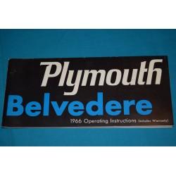 1966 Belvedere