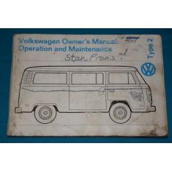1974 Volkswagen Transporter type 2