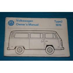 1976 Volkswagen Transporter type 2