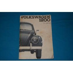 1963 Volkswagen Beetle Type 1