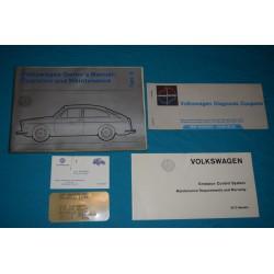 1972 Volkswagen Type 3