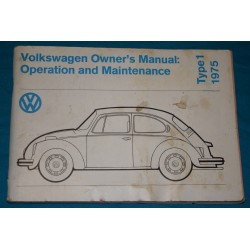 1975 Volkswagen bug Type 1