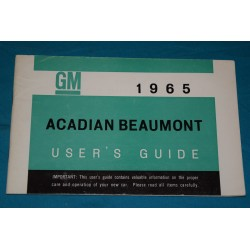 1965 Beaumont / Acadian