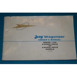 1964 Kaiser Jeep Wagoneer