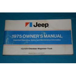 1975 AMC Jeep