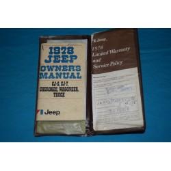 1978 AMC Jeep