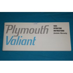 1965 Plymouth Barracuda / Valiant