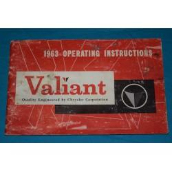 1963 Valiant