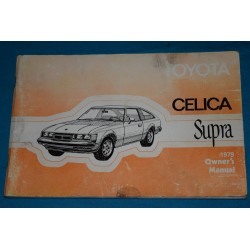 1979 Toyota Celica Supra