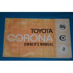 1970 Toyota Coronoa
